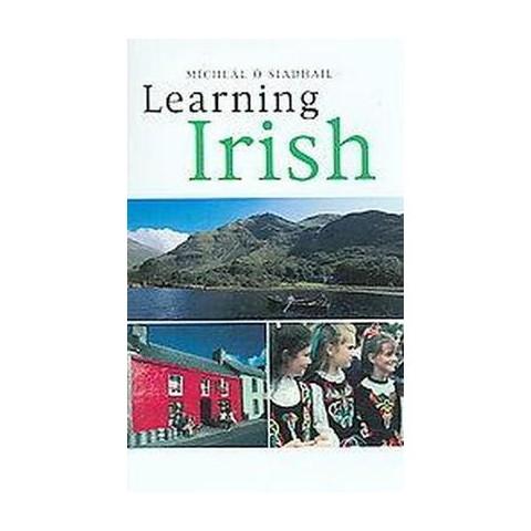 Learning Irish (Mixed media product)