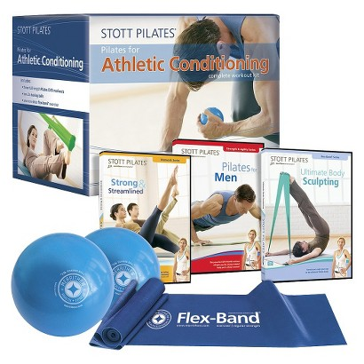 STOTT PILATES for Athletic Conditioning Workout Kit