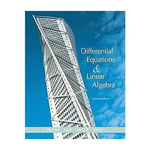 Differential Equations & Linear Algebra (Hardcover)