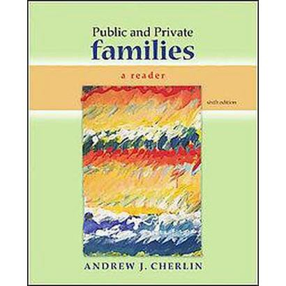 Public and Private Families (Paperback)
