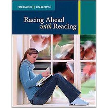 Racing Ahead With Reading (Paperback)
