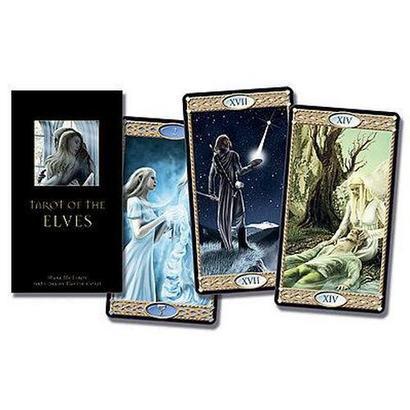 Tarot of the Elves Kit (Mixed media product)