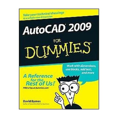 AutoCAD For Dummies (Paperback)