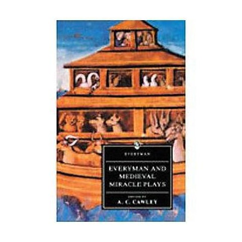 Everyman and Medieval Miracle Plays ( Everyman's Library) (Reissue) (Paperback)