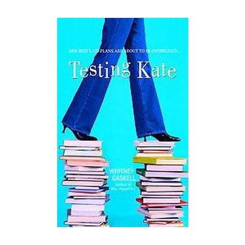Testing Kate (Paperback)