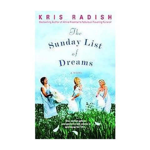 The Sunday List of Dreams (Paperback)