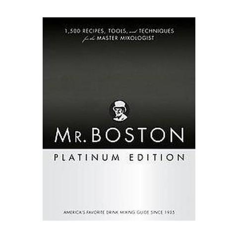 Mr. Boston (Hardcover)