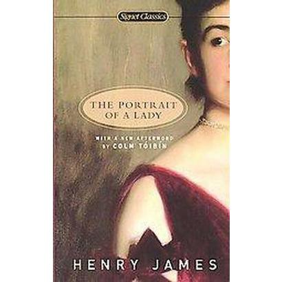 The Portrait of a Lady (Reissue) (Paperback)