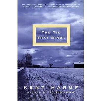 The Tie That Binds (Paperback)