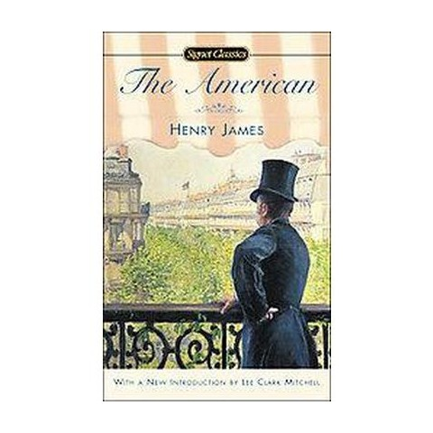 The American (Reprint) (Paperback)