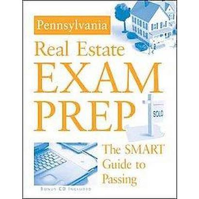 Pennsylvania Real Estate Exam Prep (Mixed media product)