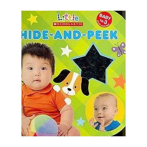 Hide-and-Peek (Board)