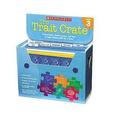 The Trait Crate (Hardcover)