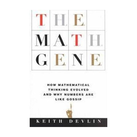 The Math Gene (Reprint) (Paperback)