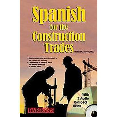 Spanish for Construction Trade (Mixed media product)