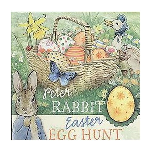 Peter Rabbit Easter Egg Hunt (Board)