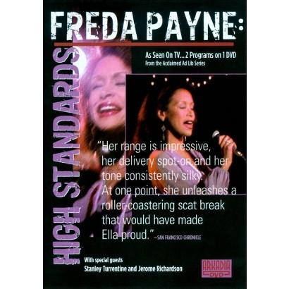 Ad Lib: Freda Payne - High Standards