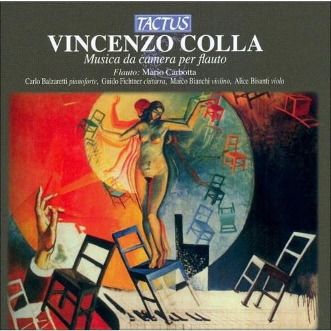Vincenzo Colla: Musica da camera per flauto