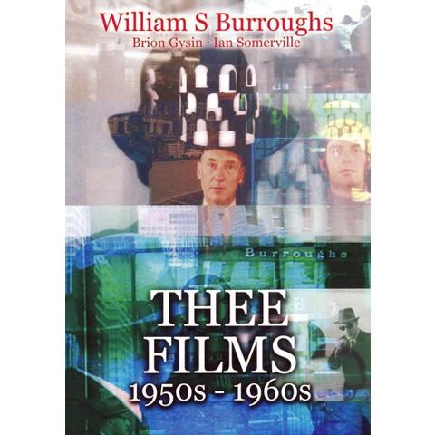 William S. Burroughs: Three Films 1950s-1960s