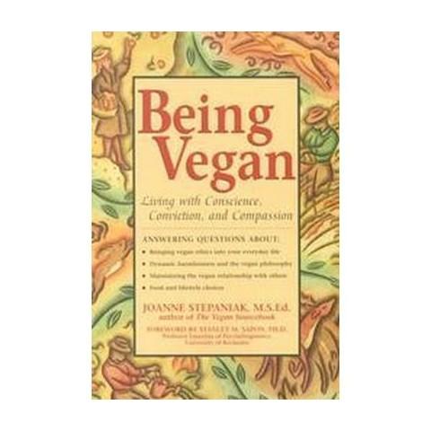 Being Vegan (Paperback)