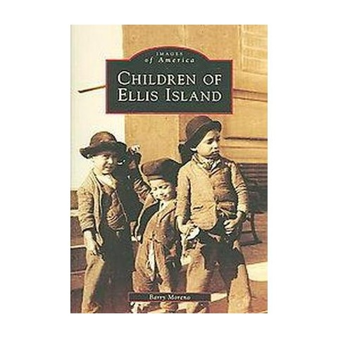 Children of Ellis Island (Paperback)