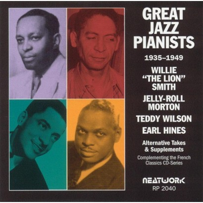The Alternative Takes: Great Jazz Pianists 1935-1949