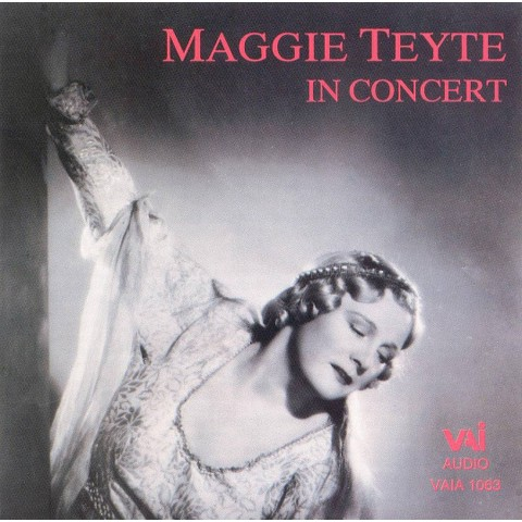 Maggie Teyte in Concert