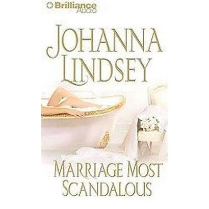 Marriage Most Scandalous (Abridged) (Compact Disc)