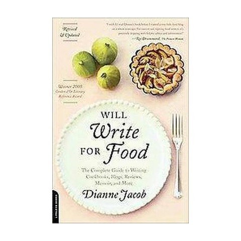 Will Write for Food (Paperback)