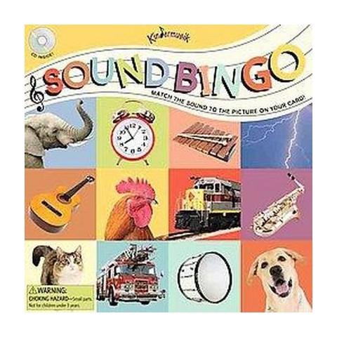 Sound Bingo (Mixed media product)
