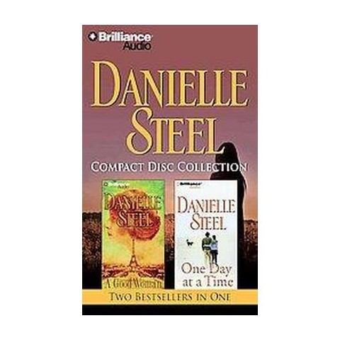 Danielle Steel Compact Disc Collection (Abridged) (Compact Disc)