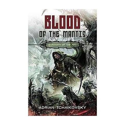 Blood of the Mantis (Paperback)