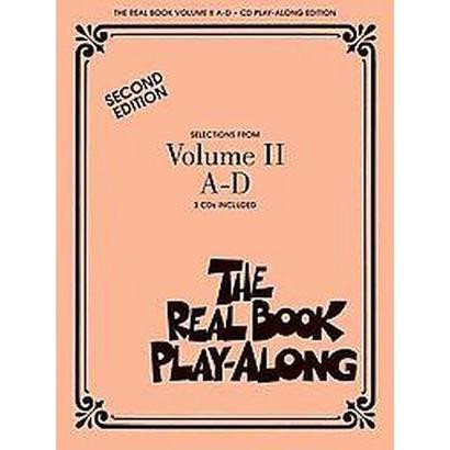 The Real Book Play-along (2) (Mixed media product)