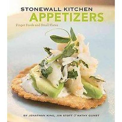 Stonewall Kitchen Appetizers (Hardcover)