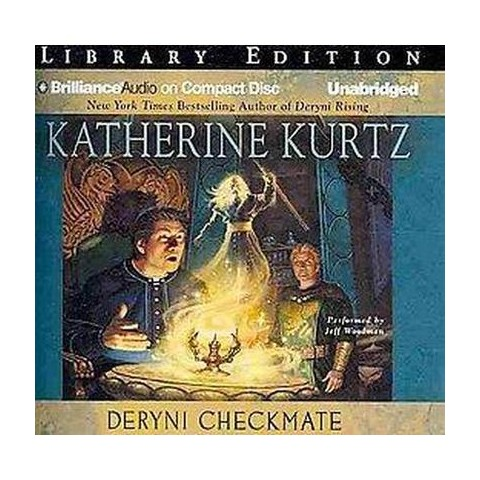 Deryni Checkmate (Unabridged) (Compact Disc)