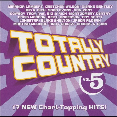 Totally Country, Vol. 5