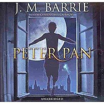 Peter Pan (Unabridged) (Compact Disc)