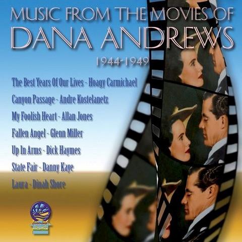 Music from Movies of Dana Andrews 1944-1949
