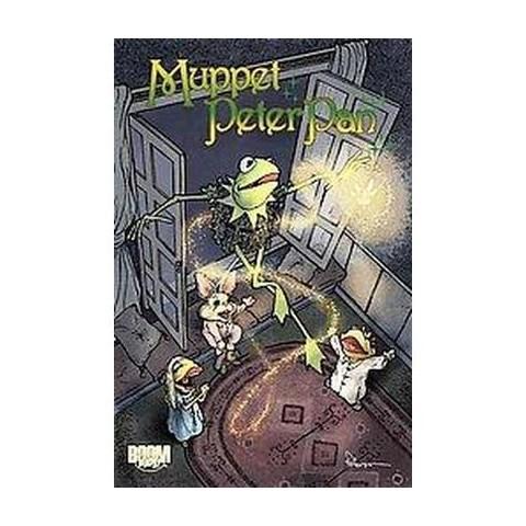 Muppet Peter Pan (Hardcover)