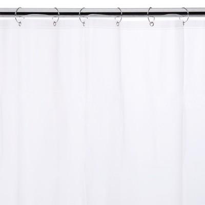 InterDesign Soft-Touch EVA Shower Curtain Liner