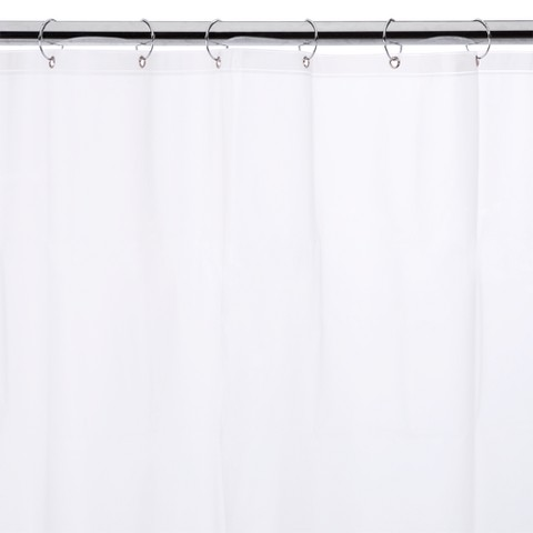 InterDesign EVA Extended Size Shower Curtain