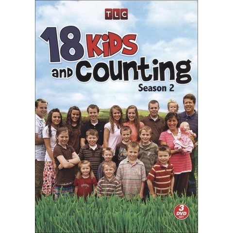 18 Kids and Counting: Season 2 (3 Discs) (Widescreen)