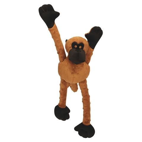 GoDog Monkey-Brown (Chew Guard)