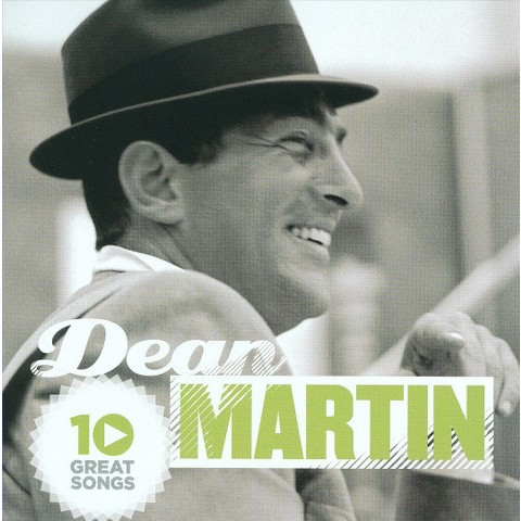 Dean Martin - 10 Great Songs (CD)