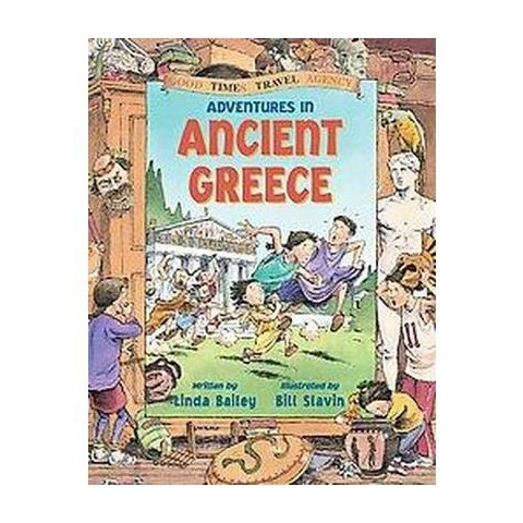 Adventures in Ancient Greece (Paperback)