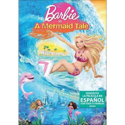 Barbie in A Mermaid Tale (Spanish) (Widescreen)