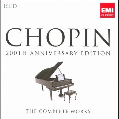 Chopin: 200th Anniversary Edition