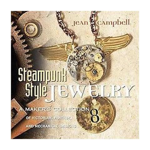 Steampunk-Style Jewelry (Original) (Paperback)