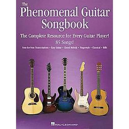 The Phenomenal Guitar Songbook (Paperback)