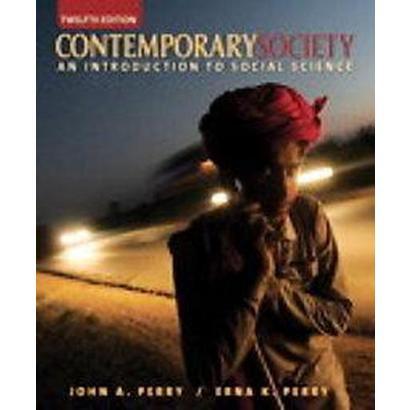 Contemporary Society (Paperback)